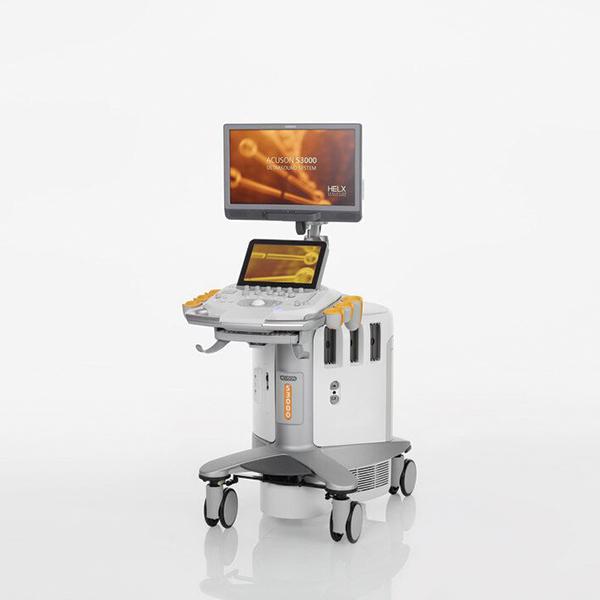 Siemens Acuson S3000 Ultrasound Machine 2