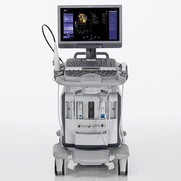 Siemens Acuson SC2000 Ultrasound Machine 1