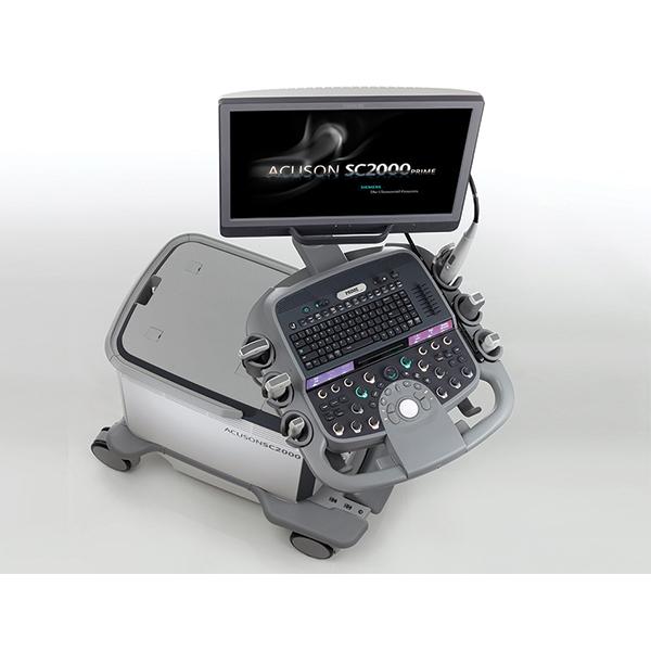 Siemens Acuson SC2000 Ultrasound Machine 5