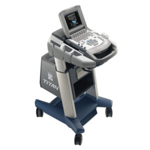 SonoSite Titan Ultrasound Machine 1