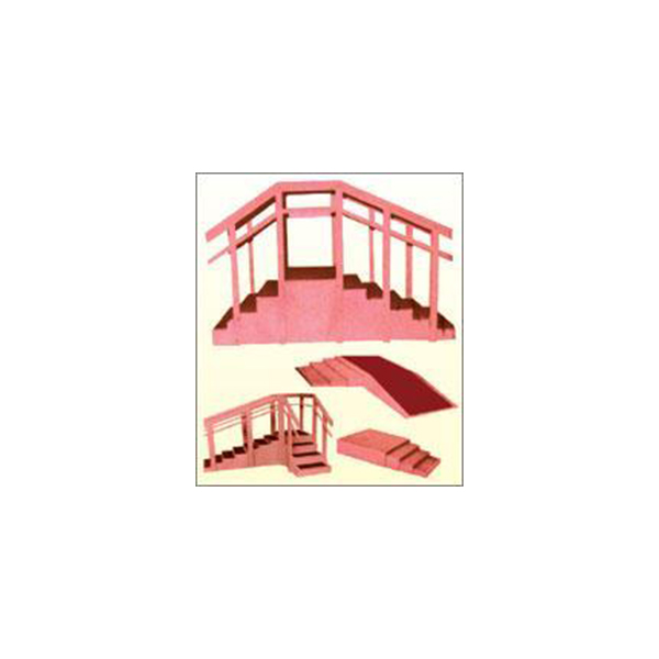 Stair Case Corner Type