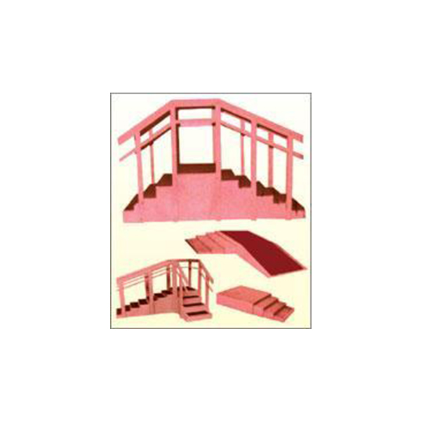 Staircase Straight Type