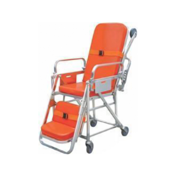 Stretcher Cum Wheel Chair 1