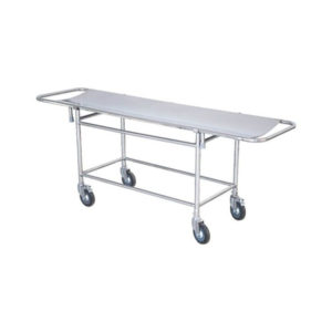 Stretcher On Trolley 4 Wheel