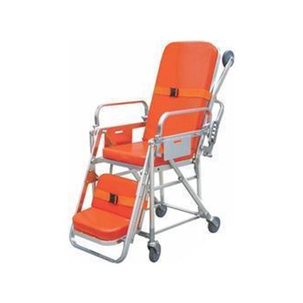 Stretcher cum wheelchair 1