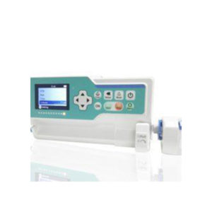 Syringe Pump With Touch Screen 7 Infusion Modes And Drug Library