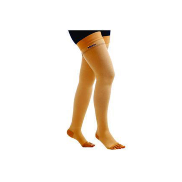 TUBULAR AFTER KNEE STOCKINGS AND XL