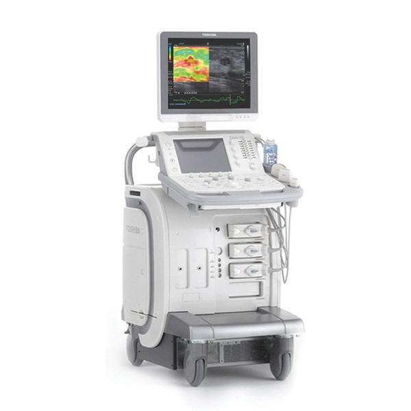 Toshiba Aplio 300 Platinum Ultrasound Machine