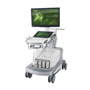 Toshiba Aplio I700 Ultrasound Machine 1