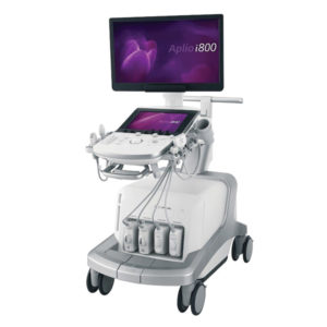 Toshiba Aplio i800 Ultrasound Machine 1