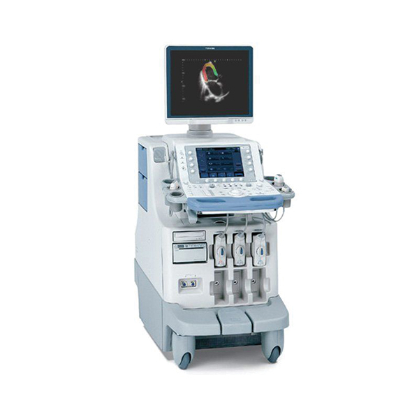 Toshiba Artida Ultrasound Machine 1