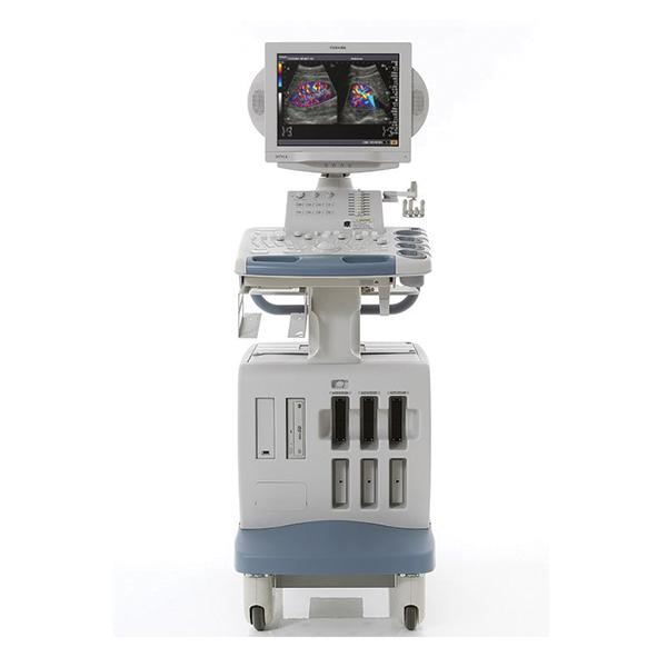 Toshiba Nemio XG Ultrasound Machine 2
