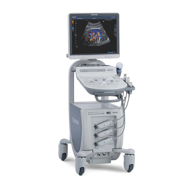 Toshiba Xario 100 Ultrasound Machine