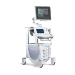 Toshiba Xario 200 Ultrasound Machine