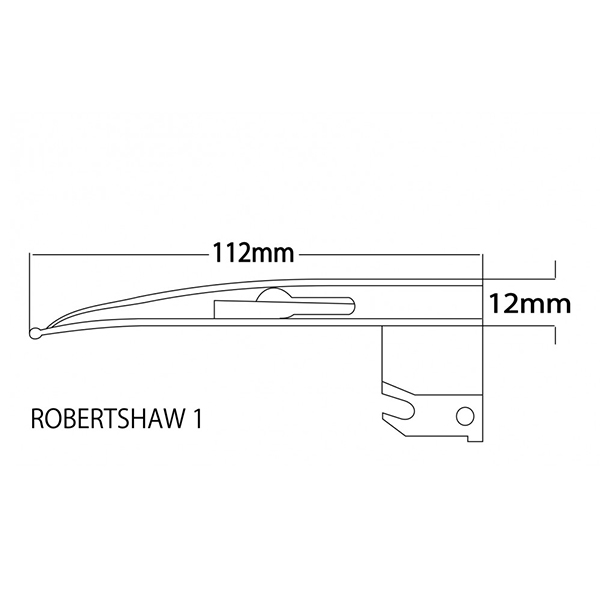 WARMLITE® C ROBERTSHAW BLADE 1 – 80.100.700