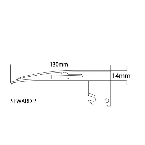 WARMLITE® C SEWARD BLADE 2 – 80.101.700