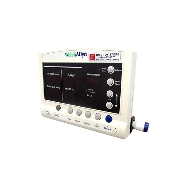 Welch Allyn 52000 Vital Signs Monitor 1