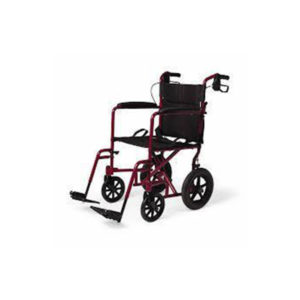 Wheel Chair Painted With Breaks 6 Inches Wheels