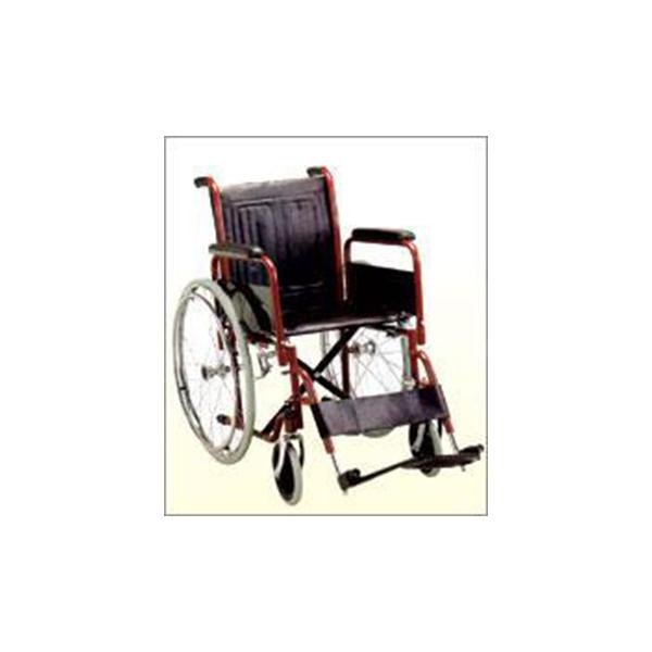 Wheel Chair Powder Coated 4 Inches Wheels