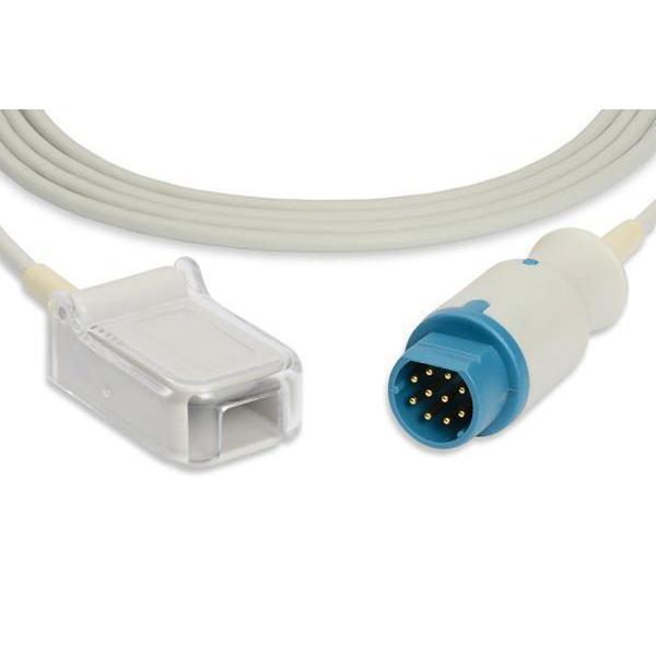 With 1 Nos. Module 1 nos Cable 1 nos Disposable transducer