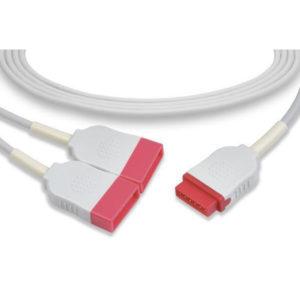 With 1 Nos. Module2 Nos Cable 2 Nos Disposable Transducer