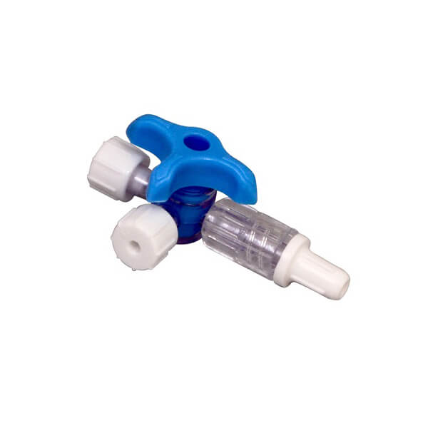 B.D. Connecta 3 Way Catheter 10 Cm 1