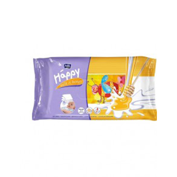 BABY WIPES Bella Milk Honey Wipes