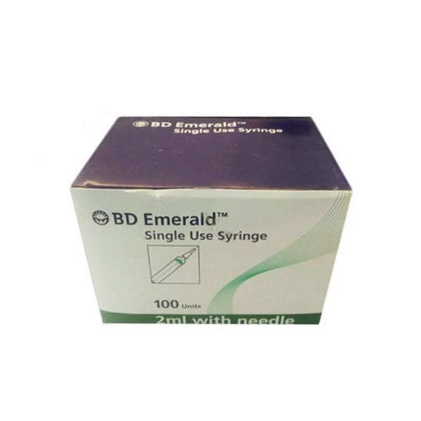 BD Emerald Syringe 2ml 24G x 1
