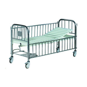 Child Bed Semi Fower with Side Rails – MF6401 1