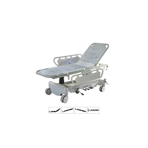 Emergency Patient Stretcher Trolley Hydraulic – MF3706