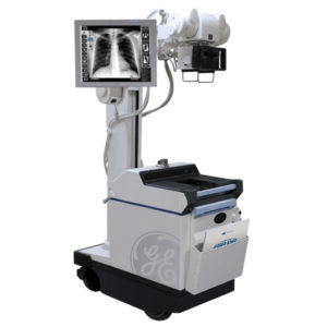 GE DIGITAL AMX IV PORTABLE XRAY