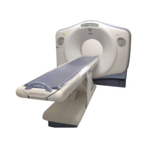 GE LIGHTSPEED PLUS 4 SLICE CT SCANNER