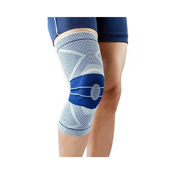 Genu grip knee brace large right