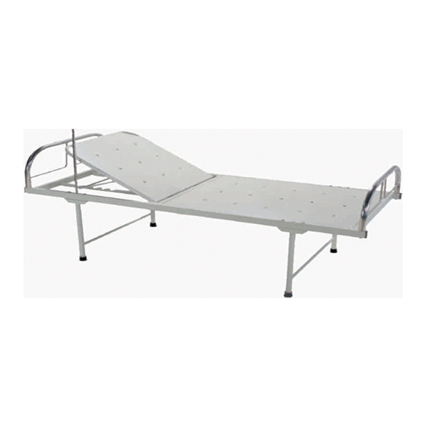 HOSPITAL WARDEN BED WITH BACK REST G.S.C. 1308 1