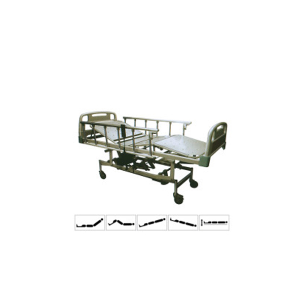ICU Bed Electric Five Functions – MF3102 2