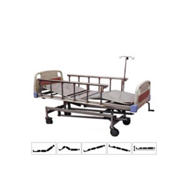 ICU Bed Mechanically – MF 3201 2