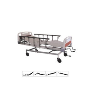 ICU Bed Mechanically – MF3202 1