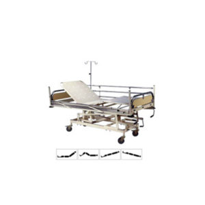 ICU Bed Mechanically – MF3203 1