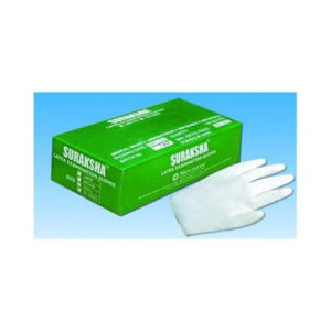 Medical Exam Gloves Surakha Large 1