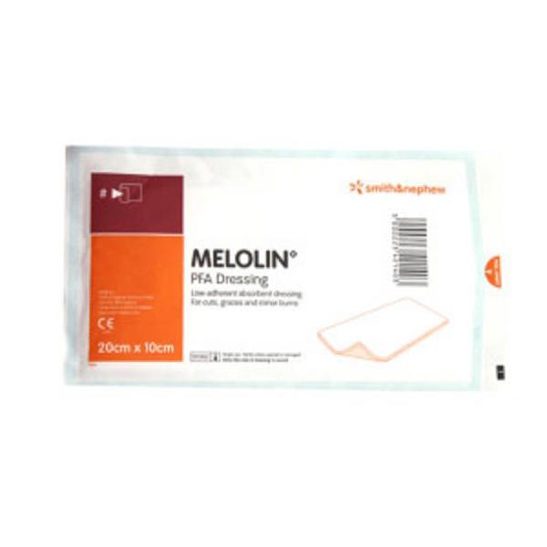 Melolin Dressing Pad 20cm X 10 Cm