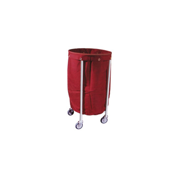 Soiled Linen Trolley With Canvas Bag – MF3926