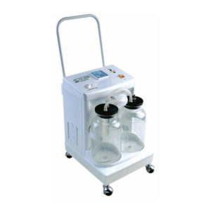 Suction Machine Double