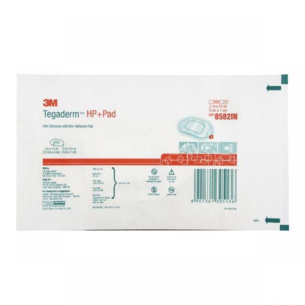 Tegaderm HP With PAD 5 Cm X 7cm