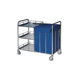 Trolley For Dirty & Fresh Linen – MF393