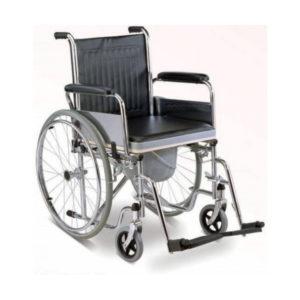 WHEEL CHAIR Karma Commode Wheel Chairs Rainbow 6 1