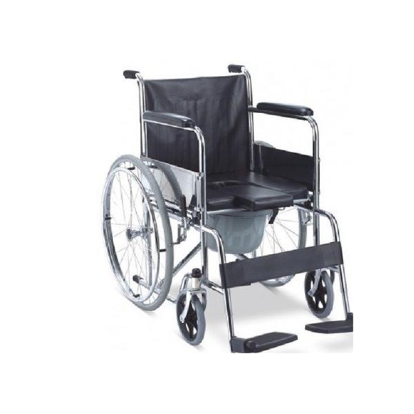 WHEEL CHAIR Karma Commode Wheel Chairs Rainbow 7 1