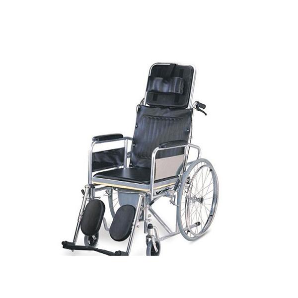 WHEEL CHAIR Karma Commode Wheel Chairs Rainbow 8 1
