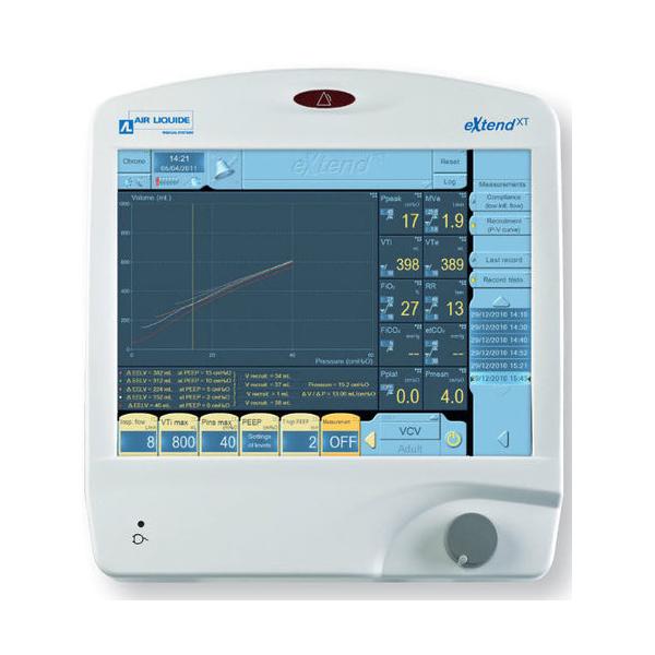 Air Liquide EXtend ICU Ventilator 1 1