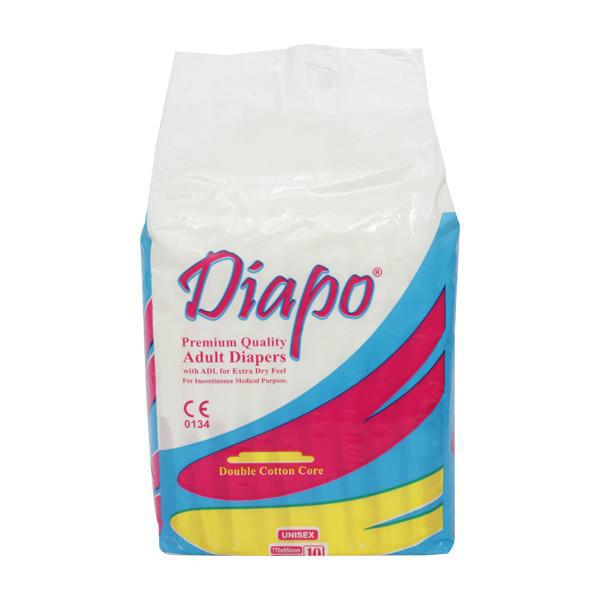 Diapo Adult Diapers Medium 10GCOS