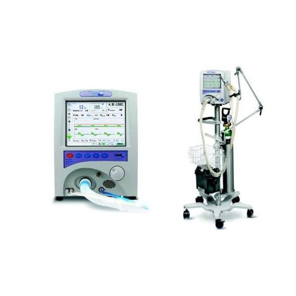 GE Versamed IVent 201 ICU Ventilator 1 1